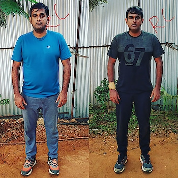 He is the person who gives importance for day to day Health activities, He follows fitness as lifestyle , He loves gaming, He never take stress.  Here, it is the result  DM or Follow us @raviscrossfit_india @raviscrossfitcoimbatore @crossfitravi_coimbatore  for  Fitness Guidance and Nutritional ideas  Important😄 A person who is fit is capable of living life to its fullest extent. Physical and mental fitness play very important roles in your lives and people who are both, physically and mentally fit are less prone to medical conditions as well.  #HealthStatus #caloriecounter #myfitnesspal #strava #stravarun #cycling #runtastic #runtasticresults #googlefit #fitnesstracking #weightlossprogress #fattofitjourney  #raviscrossfit  #raviscrossfitcoimbatore  #raviscrossfittamilnadu #raviscrossfitindia #crossfitincoimbatore #gymincoimbatore #premiumfitnessstudio #BestCrossfit