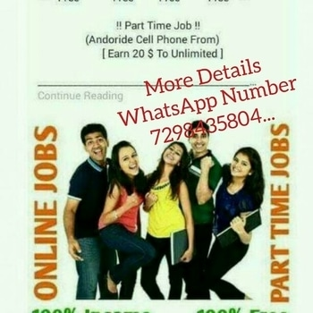 try to understand more details WhatsApp no 7298435804... when you don't trust me you can also search YouTube or Google but this is a my team is very big and you will earn more money with fast  my group has crossed 100 members ...?