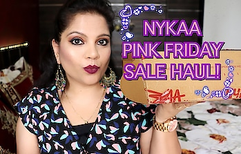 Hey guys, new video went live on my #youtube channel! Link to my channel in my bio 🙂 #newvideoalert #nykaahaul #roposopost #video #indianyoutuber #youtubeindia