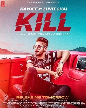 1hours to go for kill by @kishan_kay_dee feat @luvit @t-series  Style by @imrohansabne  Mua @marvellabykiara  #fashionstyle #fashionstylist #musicvideo #musicalbum #fashionstatement #fashionblogger #fashionph #tseries #stylemyra  #style #stylechallenge #fashionlifestyle #stylebyme #rajasthan #styleblogger #rajasthandiaries #fashionblogger #fashionchallenge #indiastyle #musicalbum #fashions #fashiondiaries #lovemyjob