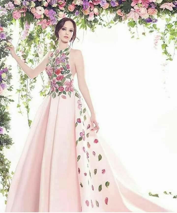 #women-fashion #dress #flowers #bloggerstyle #befashioninsta #styleblogger #stylishwear #roposobeauty #ropo-style #followme