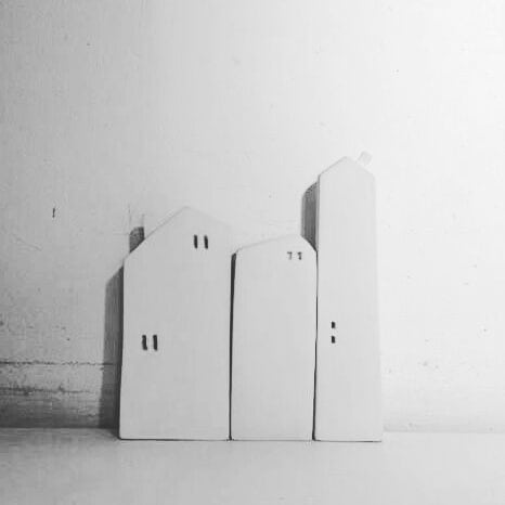 Concrete Houses. A perfect little eye-catcher on your desk or book/art shelf and yes, they make a wonderful housewarming or welcome home gift.  Small Concrete House Set of Two Used Natural concrete Design: minimal quirky house Every concrete sculpture is unique and created by me with care and love  and your custom request is more than welcome.  Note - this is not a toy and should be kept out of the reach of small children. #guitar #livemusic #myfm #lakeview #acousticguitar #guitarcover #musicians #singers #guitarists #performance #games #snacks #teaparty #instamoment #mehrangarh #mandatoryselfie #pakke #jodhpuri #jiyodilse #lfl #fff #l4l #カコソラ #夕焼け #夕陽 #夕空 #オレンジ色の空 #雲 #sunset #settingsun