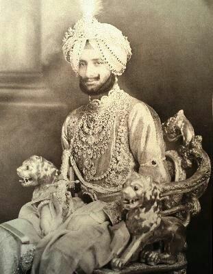 Maharaja of Patiala #punjabi #patiala #royals