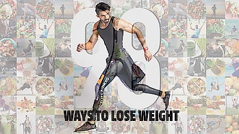 98 guaranteed ways to lose weight  Losing weight is not easy. And then to do it in a sustainable and healthy way can only make this task seem more uphill. But if you want to know how to lose weight, here are the ways.  1. Start the day off with lean proteins and high-fibre carbohydrates. Leave the high-fat foods for later in the day when your hunger level tends to grow.  2. Meal sizes should go from largest to smallest, starting with a heavy breakfast, followed by a medium-sized lunch and ending with a light dinner.  3. Always leave one-third of your stomach empty after any meal, so that you don't over-eat.  4. Avoid artificial sweeteners, which will not only make you gain weight but also increase your tendency to eat sweets. Artificial sweeteners such as Agave nectar are typically found in cereals, yogurts and tea, while Neotame is found in dairy products, frozen desserts and fruit juices.  5. If you find yourself feeling hungry towards the end of the day, snack on nuts and dry fruits, and try to tamp down on those junk food cravings.  6. Avoid sauces, or at least consume them in moderation, as they usually contain a large portion of liquid calories.  7. Use smaller plates –it's a good way to keep a tab on your portions.  8. So that you don't give in to your sweet tooth cravings (we all have them), set aside one time each week to eat your favourite sweet food. Looking forward to that day will keep you motivated to follow a strict diet the rest of the week.  9. Get rid of all the temptations in your refrigerator. If you don't have sweets, aerated drinks, packaged juices and canned foods in your house, you'll find it easier to resist the urge to consume them.  10. Maintain a food journal and jot down the calories you consume each day. There's a number of tracking apps out there to help you understand your consumption habits, and change them for the better.  11. Once you have an idea of your food habits, set a daily calorie intake to ensure you're creating a calorie d