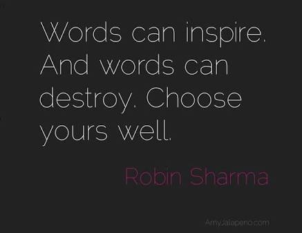 #wordpower #roposo #choose #your #words #wisely