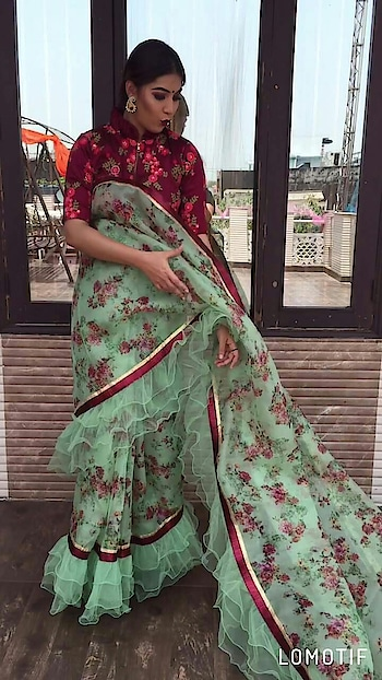 Beauty......is in traditional saree  #roposogal #roposofashionista #roposolove #indianweddingfashion #indianculture #saree-in-new #15kfollowers #15kfamily #like4like