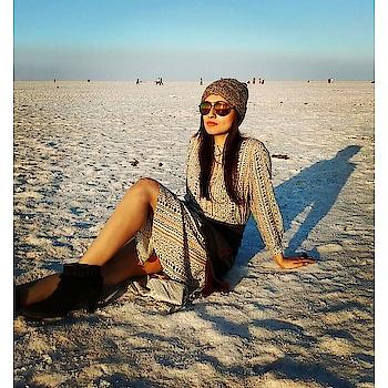 #whitesand #dunes #travel-diaries #travel photography #actressstyle #geetanjalisingh #geetanjalisinghofficial #google