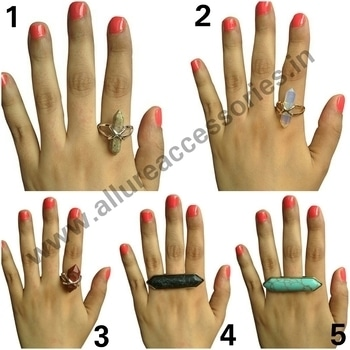 Get these ☆Adorable Finger Rings☆ only at www.allureaccessories.in . COD all over INDIA. Free delivery for orders above 499/- . For enquiries -9866270707.
