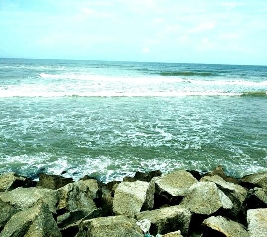 Varkala, Kerala #fromwhereistand  #traveldiaries #travel  #roposotalenthunt  #roposolive #travelinstyle  #travelling  #wanderlust-traveller #kereladiaries  #keralatourism  #beach #travel #travelvogue #travel-love #travelpost
