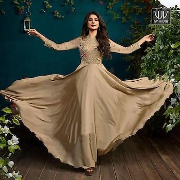 Buy Now @ http://bit.ly/2RedueU  Jennifer Winget Beige Georgette Designer Anarkali Suit  Fabric- Georgette  Product No 👉 VJV-ELIT5023  @ www.vjvfashions.com  #dress #dresses #bollywoodfashion #celebrity #fashions #fashion #indianwedding #wedding #salwarsuit #salwarkameez #indian #ethnics #clothes #clothing #india #bride #beautiful #shopping #onlineshop #trends #cultures #bollywood #anarkali #anarkalisuit #beauty #shopaholic #instagood #pretty #vjvfashions