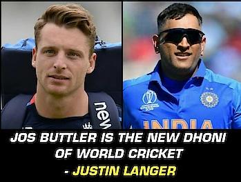 Agree With Justin Langer???? . . #ViratKohli #Kohli18 #VK18 #Rohit45 #Dhoni7 #IndianCricket #Bcci #IndianCricket #Cricket #CricketIndia #IPL #RCB #IndianCaptain #Captain #India #AUSvIND #INDvAUS #Rohitians #Viratians #Msdians #Dhawan #Pandya #Dhoni CricketIsLife