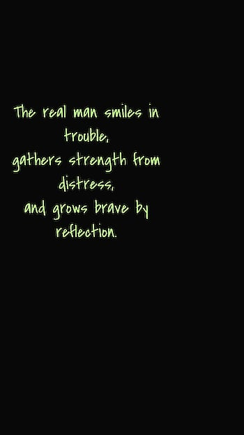 #smileday #smile #realman #staystronger #soulfulquotes