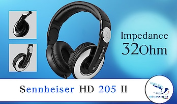 BlueAnjal: Sennheiser HD 205 II Headphone Higher the impedance (ohms) results in better quality sound  Review: https://blueanjal.com/sennheiser/ Buy: https://amzn.to/2Dy8FXV     #sennheiser #headphones  #blueanjal #earphones  #sennheiserHD #online  #onlineshopping  #amazon  #amazonshopping  #reviews  #recommended  #suggested  #products