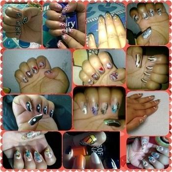 #nailart #addiction my nail art
