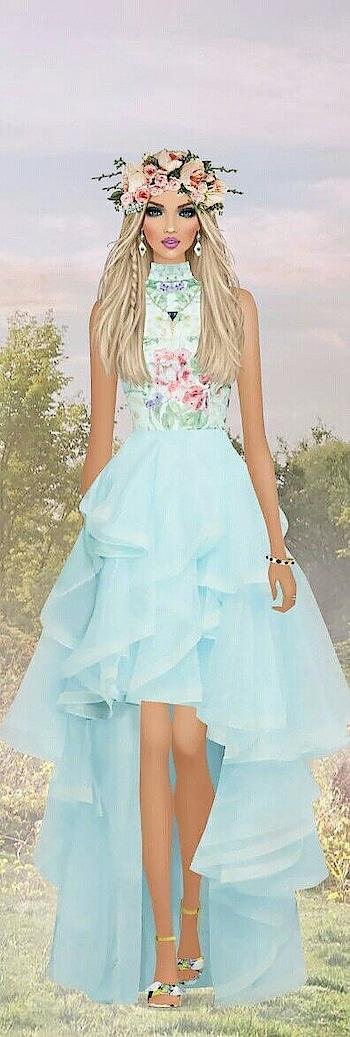 ❤#fashion_clothes #designer #bloggergal #drawing #sketchinglove #illustration #westernwear #gown