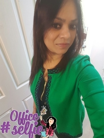 My office look guys..tody was damn tiring day....work work n only 2ork...😥😥😥 A SUCCESSFUL WOMAN IS ONE WHO CAN BUILD A FIRM FOUNDATION WITH THE BRICKS OTHERS HAVE THROWN AT HER......😇😇😇😇 #officeselfie