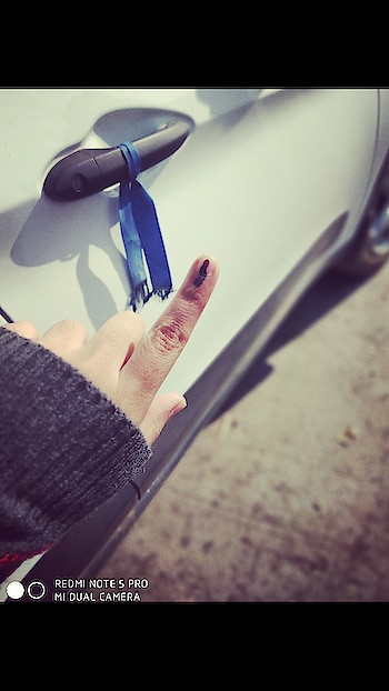 The vote is the most powerful nonviolent tool we have.that I used today 😎 johnlewis #mpelection2018 #democracy #powertovotewisely 🤗