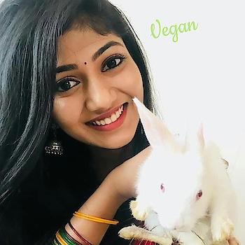 Vegan becoz I'm being the change I wish to see in the world #vegan #veganbeauty #veganism #vegansofinstagram #vegansofig #veganshare #veganfood #veganlife
