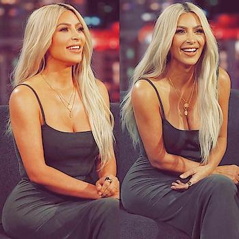 #kimkardashian #hersmile 💕