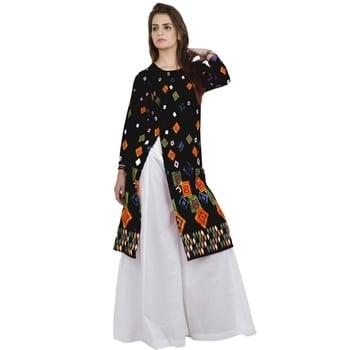 FABRIC : RAYON STRAIGHT KURTI SIZE: 36,38,40,42 Price :599/- Free Shipping Payment Mode Credit Card/Debit Card/Wallets