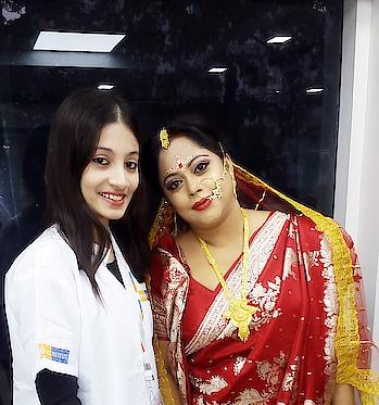 Bengali Bridal Makeup.  #makeupartist #makeupartistindia #makeupartistry #makeupartistbloggers #bridalmakeupartist #bridalmakeup #bridalmakeupartistindia #bengalibridalmakeup #blogger #indianblogger #kolkatablogger #beautyblogger #instablogger #instabeautyblogger #roposoblogger #roposobeautyblogger #roposomakeupartist #instamakeupartist #followme #followmeonroposo #roposobridalfashion #roposodaily #roposobeauty #hair, makeup, skin & clinical cosmetology #cosmetologist #cosmetology