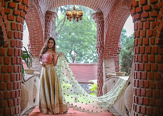 Here is pretty in pastels. No matter, if you are an edgy girl or classy lady, This ethereal hues works for everyone.  Rentout lehengas and muchmore only at www.rentanattire.com  #royal #royalwedding #bride #groom #pastel #pastellehenga #dresspastel #indianweddings #indianfashion #bigfatindianwedding #bigday #prep #bridalwear #groomwear #designerwear #bridallehenga #sherwani #rentanattire #rentyourlook #ownyourstyle #fashion #style #fashiononrent #weddingphotographers #weddingplanners #weddingdesigners #wedmegood #instapic #instalike #india #pune #delhi #dehradun