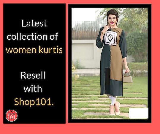Download: http://bit.ly/2D12b3g  #women-fashion #women-style #womenkurtis #kurti #womenfashions #fashion #womenwear #womenethnicwear #ethnicfashion #thebazaar #sellonline #onlinebusiness #businessman #business #businesswoman #reseller