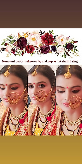 Makeover by Mua Shalini Singh