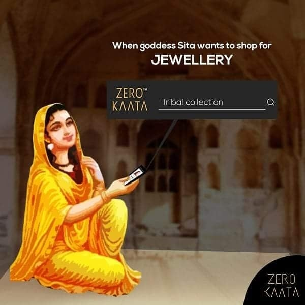 Even Gods Look At The Right Place For Their Needs.  #ZeroKaata :- Best Online Jewellery Store.  #zk #jewelry #fashion #style #bestjewelrycollection #widejewelrycollection #onlinejewelrystore #beautifuldesigns