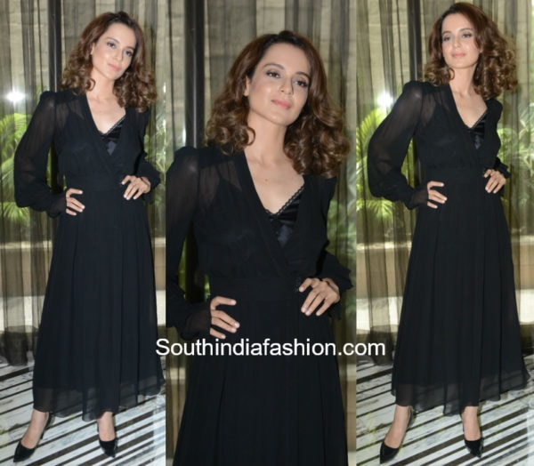 Yay or Nay: Kangana Ranaut in Ulyana Sergeenko.