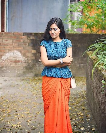 Wearing @datetheramp  I absolutely loved this beautiful outfit designed by Sougat Paul 🌸  #TheTinkerSoulxDateTheRamp . . . . . . . #kolkatafashionblogger #indianfashionblogger #potrait_mood #fashionista #fashionblogger #fashionblog #fashionable #fashionstyle#ootd #ootdmagazine #ootdshare #trending #trendalert #styleoftheday #stylegram #styleinspo #potrait #potraitmag #moodygrams #plixxobypopxo #popxodaily #fashionblogger #datetheramp #thetinkersoul