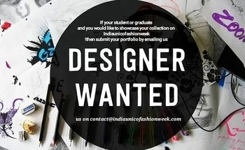 Hey! If your student or graduate and you would like to showcase your collection on Indiaunicofashionweek !then submit your portfolio by emailing us on contact@indiaunicofashionweek.com! The fashion show will happen in February on end in new Delhi !your collections will also show case in janta bazaar for your online sale! Soo if you are thinking to startup your fashion career in this industry then fill the form right away and join us! For more update please comments or inbox! http://www.indiaunicofashionweek.com/register-designer/ #fashiondesigner #designer #designerhunt #fashion