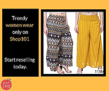 Download: http://bit.ly/2D12b3g  #womenwear #palazzo #women-fashion #women-style #womenpalazzo #women-fashion #women-style #sellonline #onlinebusinesses #reseller #fashion #thebazaar #workfromhome