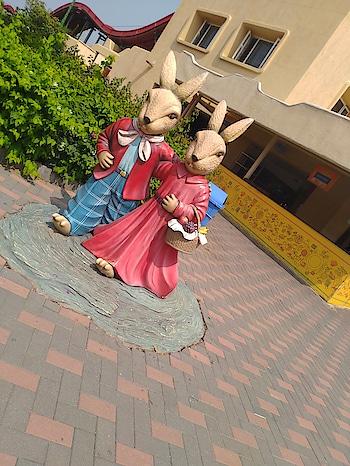 #roposo #doll #lovely #couplegoals #rabbitlove #roposostar #wonderla