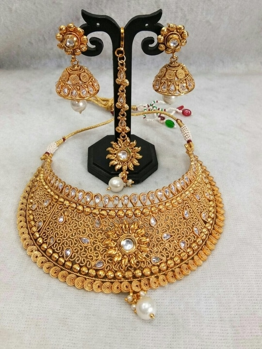 👆 Buy @ Rs.1699/- + Shipping Heavy Quality & 100% Same as Pic  For Order Call / Whatsapp : 09321219977  Code - PD  #jewellery #necklace #jewellerydesign #fashionweek #fashionist #fashion #fashionblogger #fasions #lifestyle #storeadda #sales #sale #onlineshopping