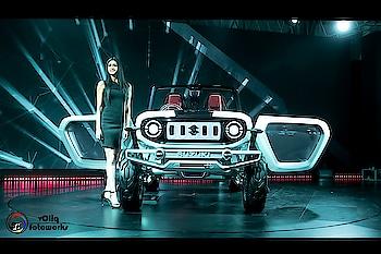 only if we had Maruti Suzuki Gypsy in this form...  #aetms18 #autoexpoindia #autoexpo #expo #renault #renaulttrezor #autoexpo2018 #renaultindia #vcliqfotoworks #shotonlgv30 #LGV30 #marutisuzuki #suzukiindia #delhi #shoot #automotive