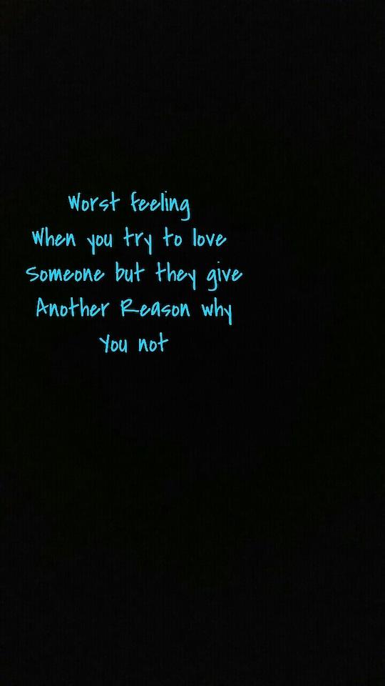 something worst...