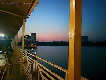 #sunset_vision #beautyofnature #lovefornature #mobilephotography #shotonvivo