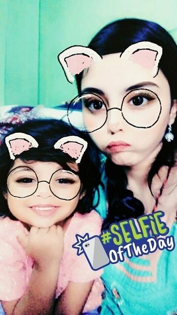 #mycutiepie #mylove Roshna khan #selfieoftheday
