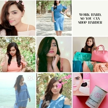 Follow me on Instagram to get all my Latest Looks, Fashion Tips & more! Follow me on Instagram: @shopaholicpals  Follow & Love 💋 #fblogger #fashionblogger #styleblogger #beautyblogger #indianblogger #ahmedabadblogger #bloggersofahmedabad #beautyvlogger #youtuber #shopaholicpals #followme #fashiondiaries