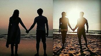 which is your favorite couple... #kinshuk vaidya shivya pathania or #ravidubey #sargunmehta  @kinshukvaidya54 @shivyapathania3 @sargunmehta23c0b5f5 #celebritycouples #couplegoals #couple-photography