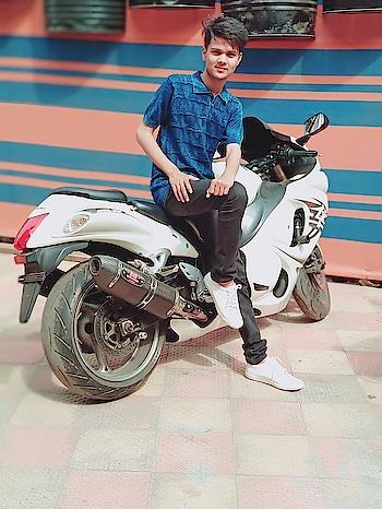 #srk #hayabusa #bikelover #ashu