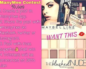 #hurryupgirls #contest #contestalert #giveawayalert #makeup #eyeshadowpalette #giveawaycontest