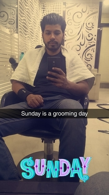 #sunday  is a #Grooming #day   Join me on #Instagram #Snapchat #Twitter #Roposo @AamirMudassir #Facebook @AamirVlogger #YouTube (The Liberal Indian)  #AamirMudassir #YouTuber #DelhiYoutuber #Viner #Prankster #Entertanier #TheLiberalIndian #TLI #AamirVlogger