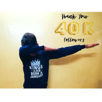 40K Instagram Followers Completed ♥️🎉 Got This T-shirt From @dreamkarts6 Follow Me On Instagram-hussain____rani #instagram #fashion #model #hussainrani #nameisenough #love #roposo #fam #blogger #indiangentlemen #rops-style #share #styleinspiration #dab #poser #like #followme #ropo-post #ropo-lov #ropo-fashion #roposofeature