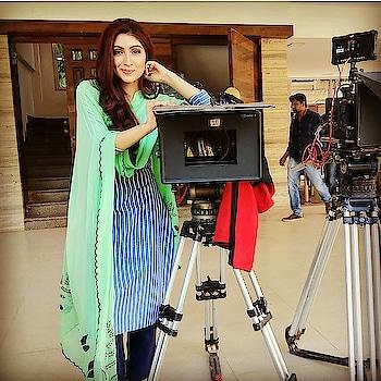 on the sets of #diltohappyhaiji #starplus #actress #geetanjalisingh #geetanjalisinghofficial #character #Dinky #google #googlesearchengine