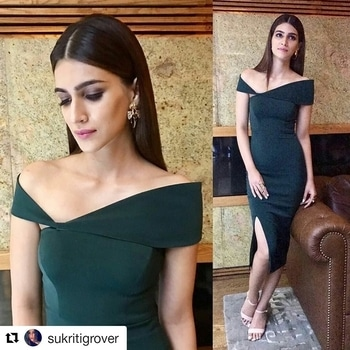 #Repost @sukritigrover (@get_repost) ・・・ @kritisanon in @official_rutuneeva @elevate_promotions @outhousejewellery for @iifa press con in Delhi . . #hercreativepalace #fashion #bollywoood #bollywoodblogger #rightlyfashioned #green #sexy #sukritigrover #celebritystylist #kritisanon #hcpkanika