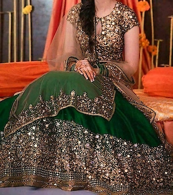 #lehengacholi #beautiful...😍