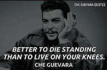 #cheguvera