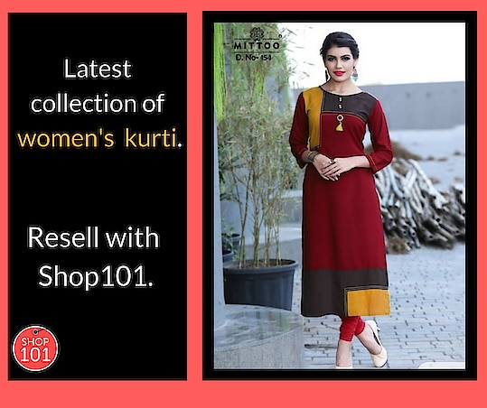 Download: http://bit.ly/2D12b3g  #reseller #reselling #resellerswelcome #onlinebusiness #kurti #women-fashion #womenkurtis #womenwear #stylishkurti #thebazaar #workfromhome #fashion
